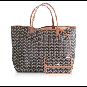 Authentic Goyard Classic Saint Louis GM